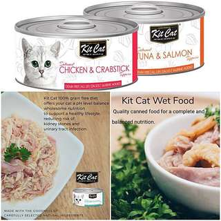 Kit Cat Canned 80gm