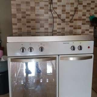 Kompor + Oven