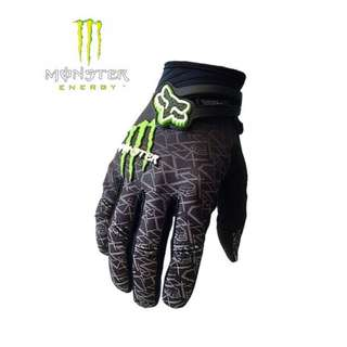 ★READY STOCK ★MONSTER ★ FOX ★HIGH QUALITY MOTORCYCLE GLOVES ★ E-SCOOTER GLOVES ★ NEW ARRIVALS ★ HURRY WHILE STOCK LASTS ★ MOUNTAIN ★ CYCLING