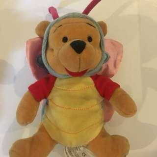 Winnie the Pooh Beanie Easter 2000