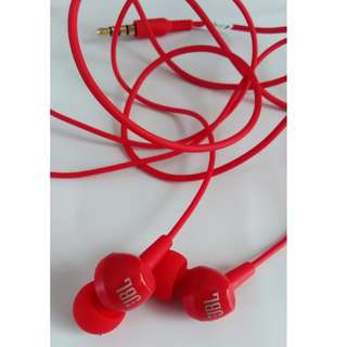 Earphone merk JBL