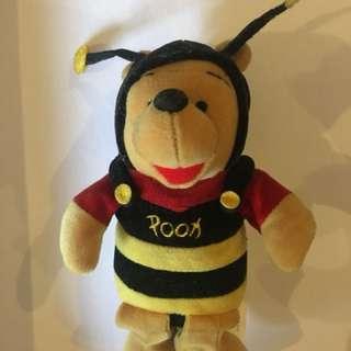 Winnie the Pooh Beanie Bee