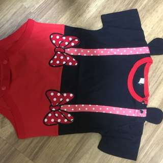 Mickey & Minnie Mouse Clothing
