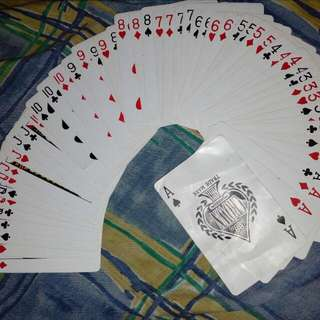 Crown playing cards with box