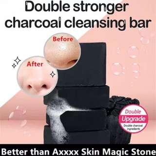 Natural charcoal soap (b n soap)