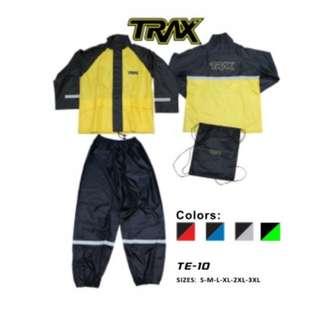 Trax Raincoat