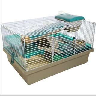 BN Pico Rosewood Hamster Cage (50cm)