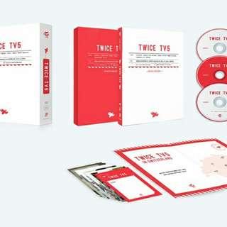 TWICE-TWICE TV: TWICE in Switzerland [DVD]