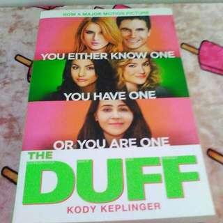 The duff and we were liars