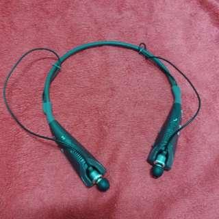 LG bluetooth headphone 藍芽耳機