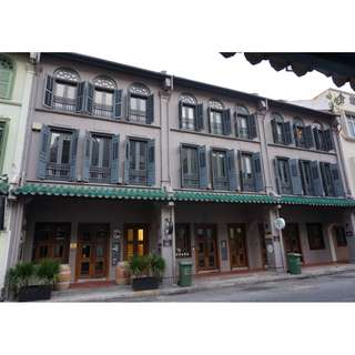 Shop Houses For Rent - Amoy Street