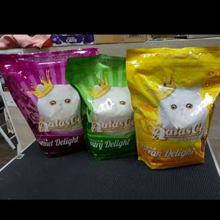 ATAS CAT dry food Delight Series 1.2kg