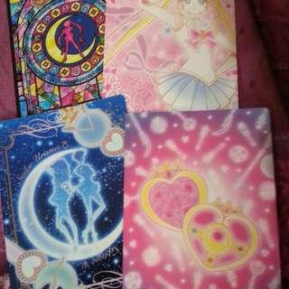 美少女戰士 美戰 日本 7-11 mini file