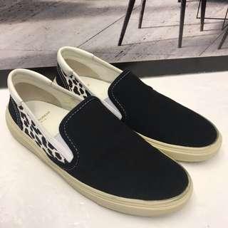 Saint Laurent Canvas Loafer