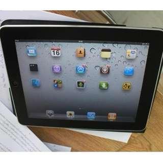 Apple iPad 1 第一代 16Gb 香港行貨 First generation Wifi only (第一代蘋果平板電腦)