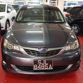 No Deposit! Subaru Impreza for Rent! Uber/Grab