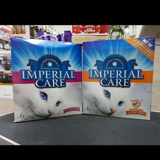 IMPERIAL CARE CLUMPING cat litter 6L