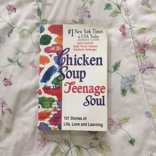 'Chicken Soup for the Teenage Soul'