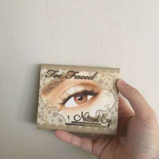 Too Faced Neutral Eyes Eyeshadow