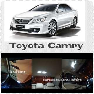 Toyota Camry LED lights