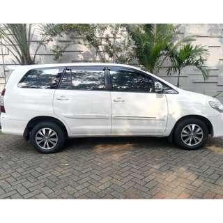 Dibutuhkan segera mobil Toyota Avanza, Innova, dan Calya tahun 2015 - 2017.