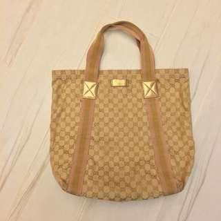 Pink Gucci bag 70-80%new