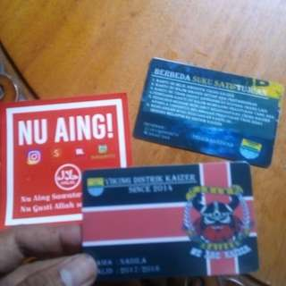 Cetak ID Card PVC