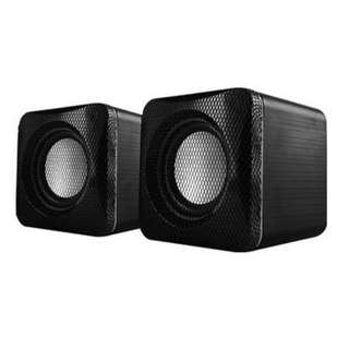 BNIB ucube Speakers from Audiobox