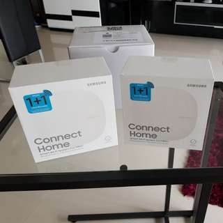 Mesh Router. Samsung Connect home Router