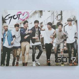 GOT7 Mini Album Vol. 2 GOT♡