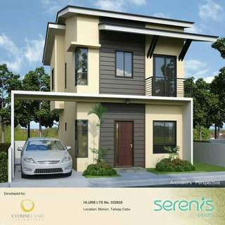 House and lot in pooc talisay