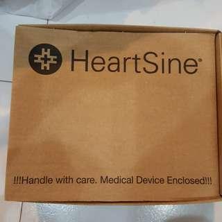 Heartsine AED Defibrillator (Fully Auto)
