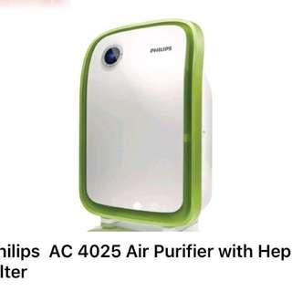 Philips Air Purifier AC4025