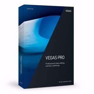Sony Magix Vegas Pro 14 (Full Version) #JAN55