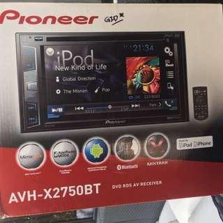 Pioneer AVH-X2750BT
