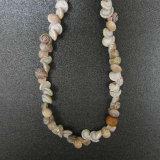 Shell Necklace #OCT10