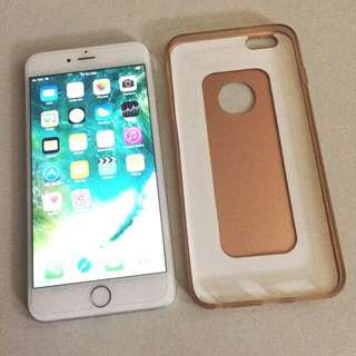 蘋果 Iphone 6 plus 64gb Apple Silver 手提電話 phone