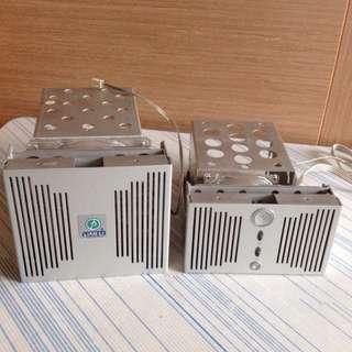 LIAN LI cage 聯力硬碟擴充架二個