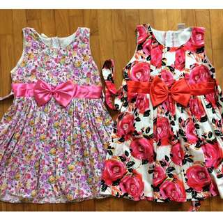Dresses for 4-6 year old girls