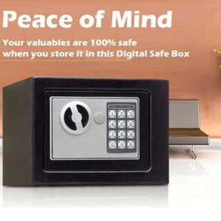 Digital Safe Box.👌👌👌
