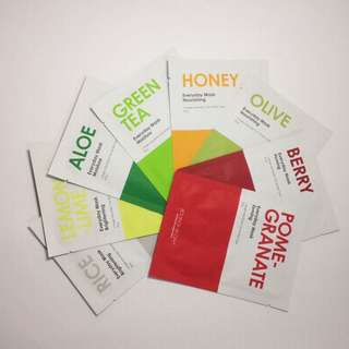 Korean Sheet Mask