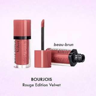 Bourjois Rouge Edition Velvet Liquid Lipstick - Beau Brun