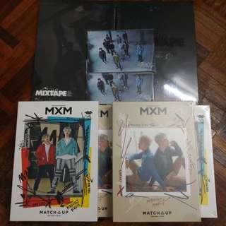 [ARRIVAL] MXM MATCH UP & STRAY KIDS MIXTAPE