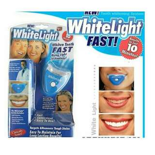 Whitelight Teeth Whitening Kit.💕