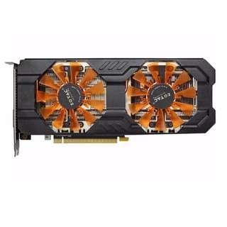 (二手) Zotac GTX760-2GD5霹靂版HB DDR5 PCIE3.0 99% New