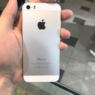 iPhone 5s功能正常但壞指紋