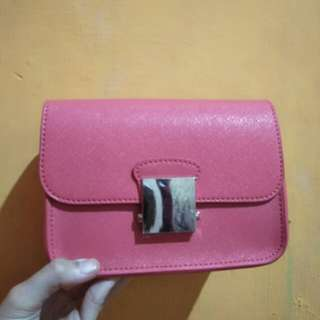 Zara SLing BAG double tali