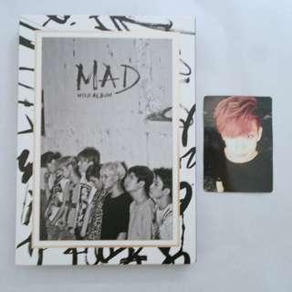 GOT7 Mini Album - Mad (Vertical Version)