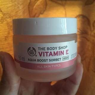 THE BODY SHOP AQUA BOOST SORBET