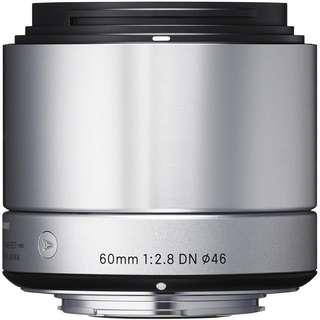 Sigma 60mm F2.8 EX DN